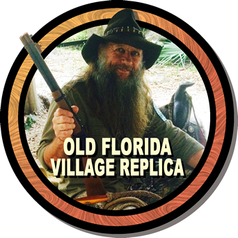 Old Florida Village Replica