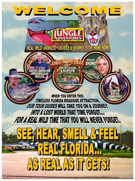 animal attractions in florida
